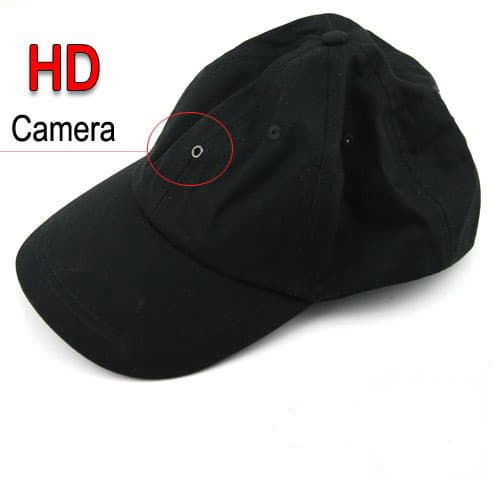 Quality 720P HD Cap Camera DVR Video Recorder