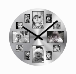 Product Thumnail Image Product Thumnail Image Zoom. Photo Frame Clock ...