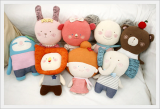 Momo's Blog Soft Toy