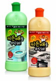 LG Power Scrub Washing Cleaner Kitchen Detergent Korea