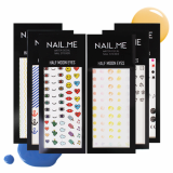 Nail_me water decal nail sticker