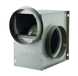Korea industrial exhaust fan-fanzic