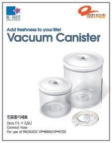 Vacuum Canister retail box