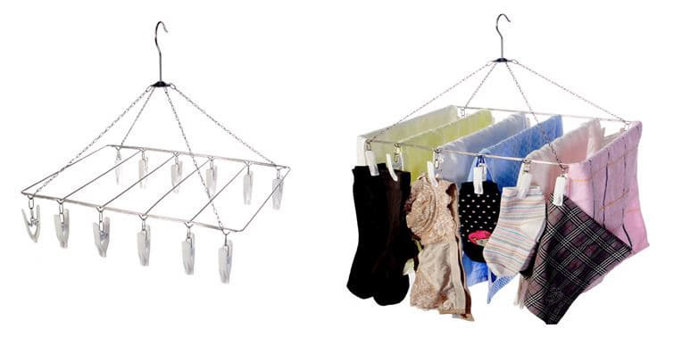 Multipurpose Pinch Grip Laundry Hanger L