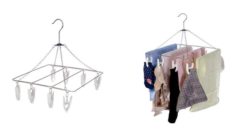 Multipurpose Pinch Grip Laundry Hanger S