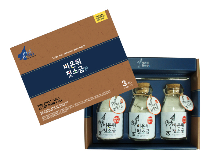 150g bottle x 3 giftset