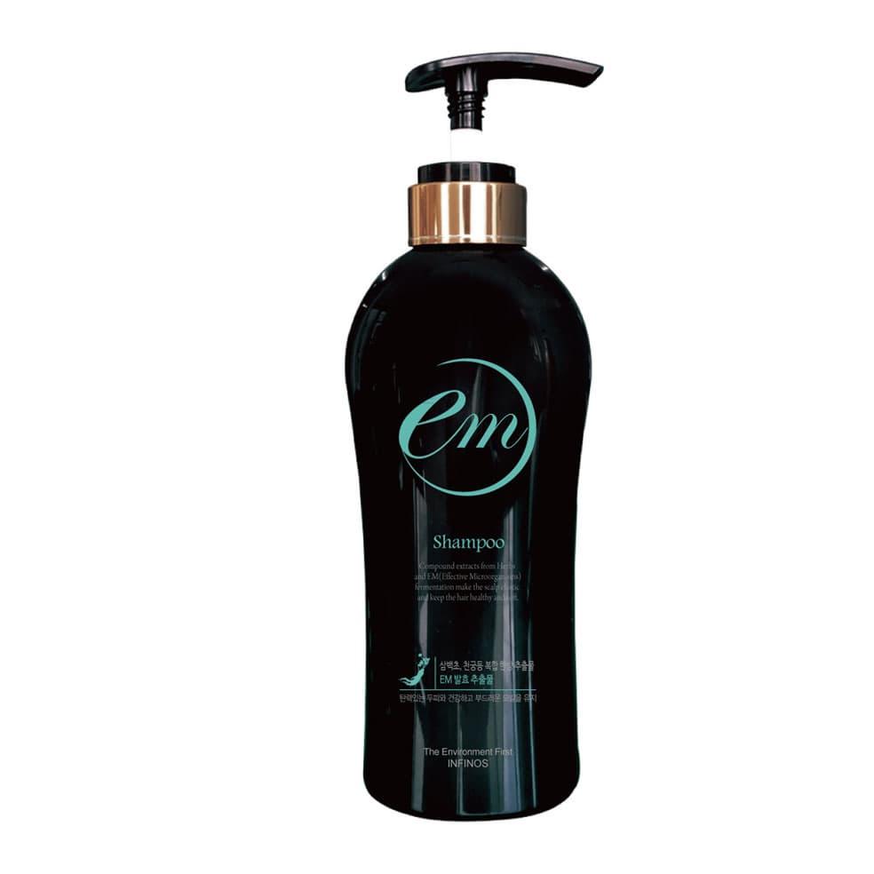 EM & Herbal shampoo