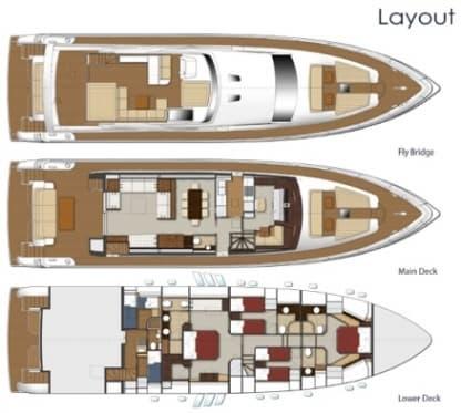 yacht express x80