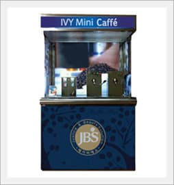 Coffee Machine - Mini Booth