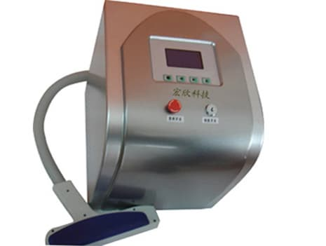 Q switch nd: yag laser tattoo removal beauty equipment
