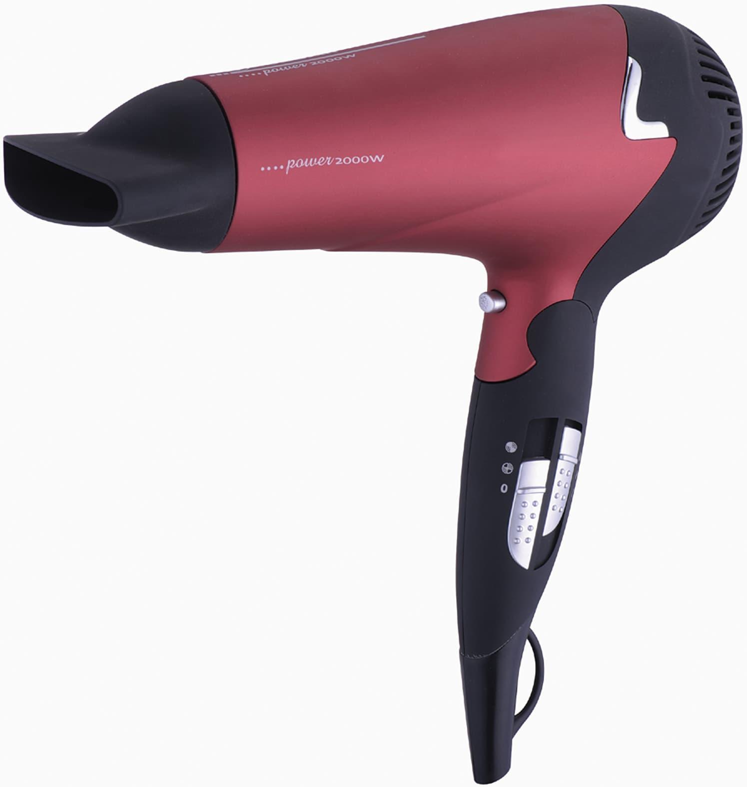 Medium Travel Hotel Foldable Hair Dryer 2000w From