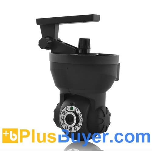 Nightvision IP Camera with Angle Control and Motion Detection - <strong>Power</strong> over Ethernet