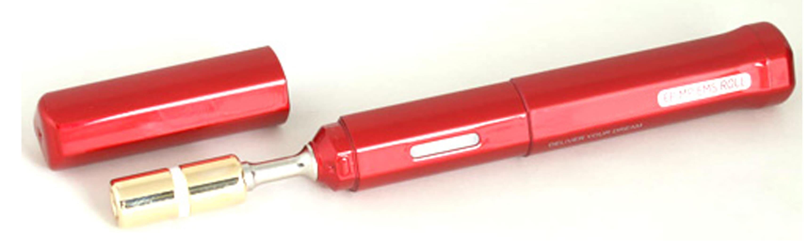 Smallest EP (electroporation) roller