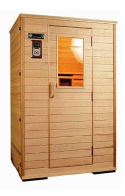 Infrared Sauna Cabin (Far Infrared Sauna Cabinet At Home) from ...