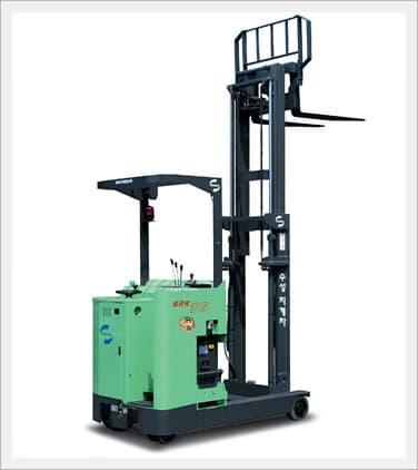 Electric Forklift Truck-Reach Type -SBR 16/18/20/25