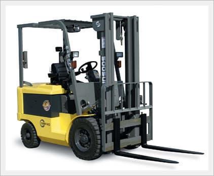 Electric Forklift Sit-Down Rider -SBFIII 15/18/20/25