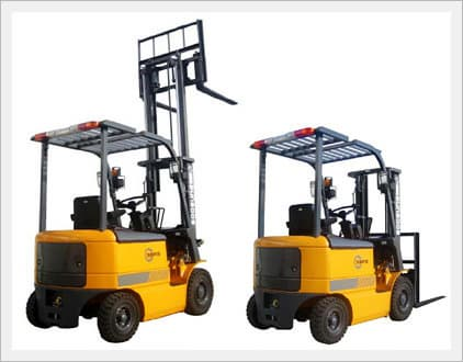 Electric Forklift Sit-Down Rider -SBF 15/18/20/25/30