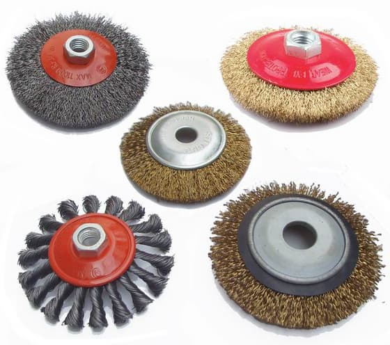 Wire Brushes, Steel & Brass wire brush , Industrial wire brush