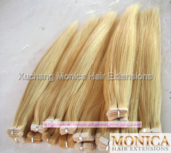 Adhesive Hair Extensions 24