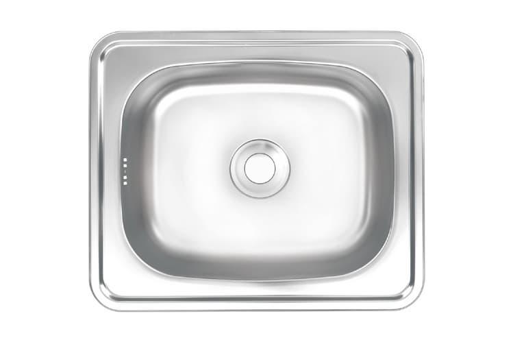 stainless steel kitchen sink - GIS550