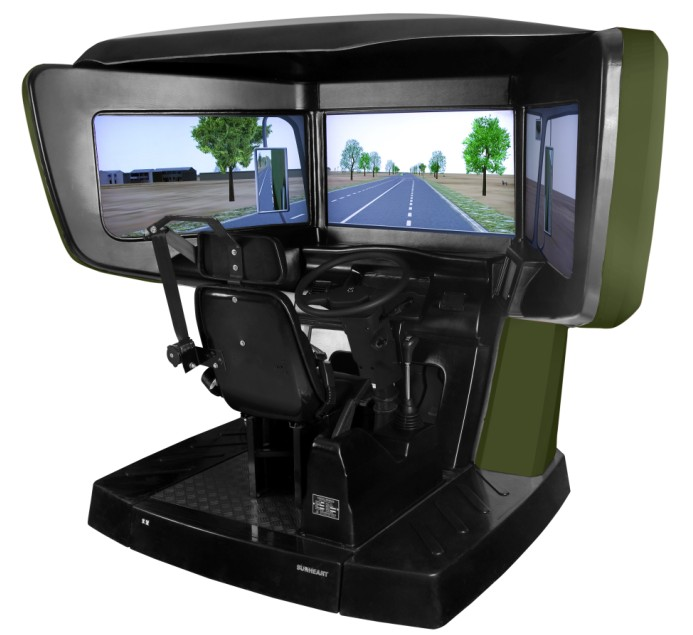 Sell interactive driving simulator QJ-3B | tradekorea