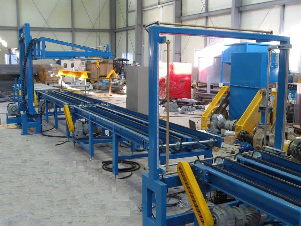 EPS Foam Block Cutting Machine | tradekorea
