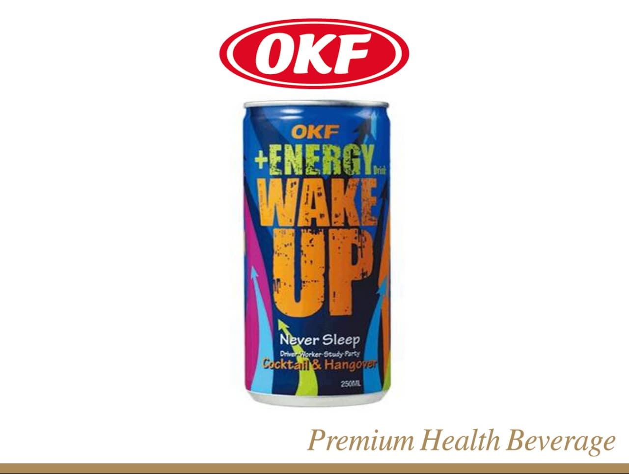 OKF +Energy Wake Up (Energy Drink)