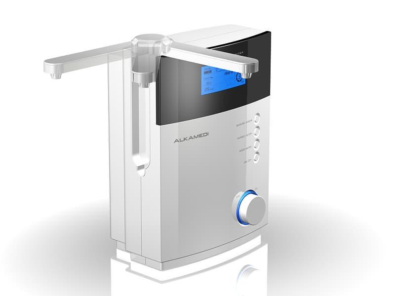 Alkaline Water Ionizer(Model:AMS 2000)
