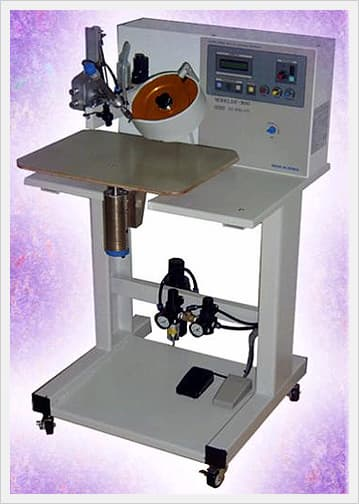 Ultrasonic Hot-fix Setting Machine (DZ-3010/DZ-3020)
