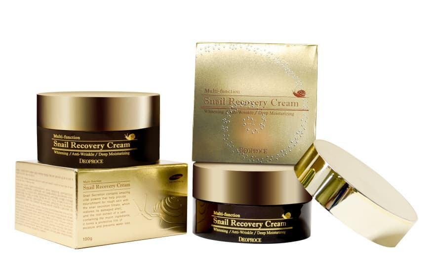 Best Auto Recovery >> Deoproce Snail Recovery Cream | tradekorea