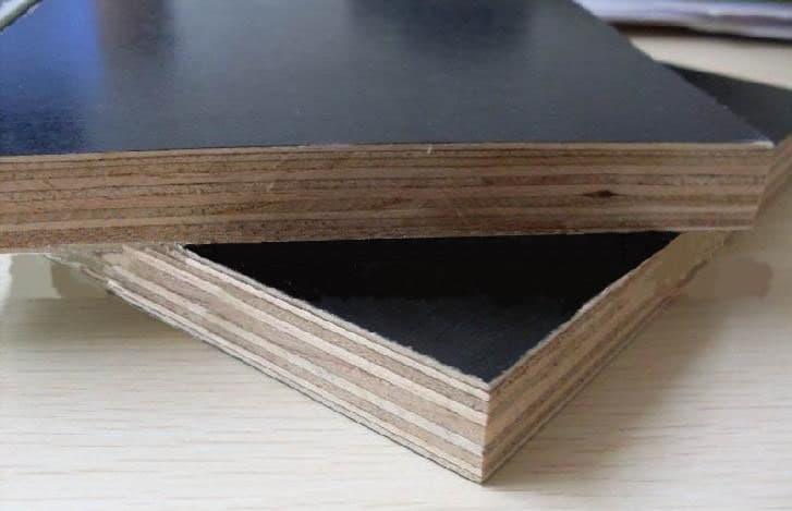 Metal Faced Plywood ~ Phenolic glue film faced plywood from shouguang fushi wood