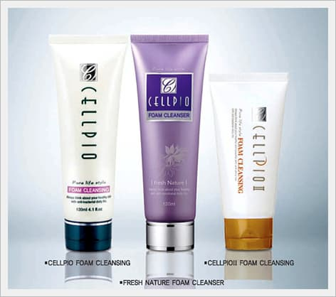 Cellpio Foam Cleansing