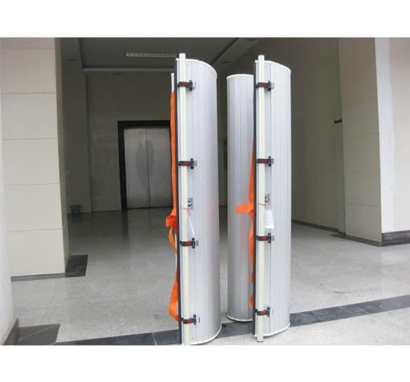 Roller Doors Product : Fire truck roller shutter from fengxin industrial co ltd