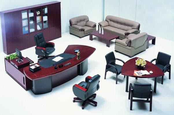 Executive Desk from Shanghai J&M Furniture Co., Ltd. B2B ...