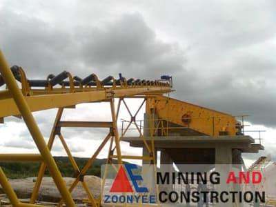 150-180 TPH granite Crushing line;150-180 T/H granite Crushing line; granite production line