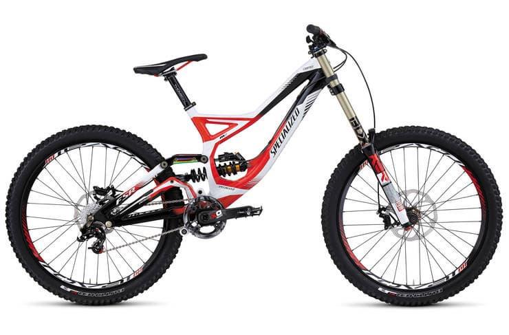 Specialized Demo 8 FSR II 2012 Mountain Bike