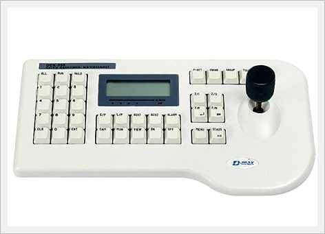 3-axis Joystick Keyboard