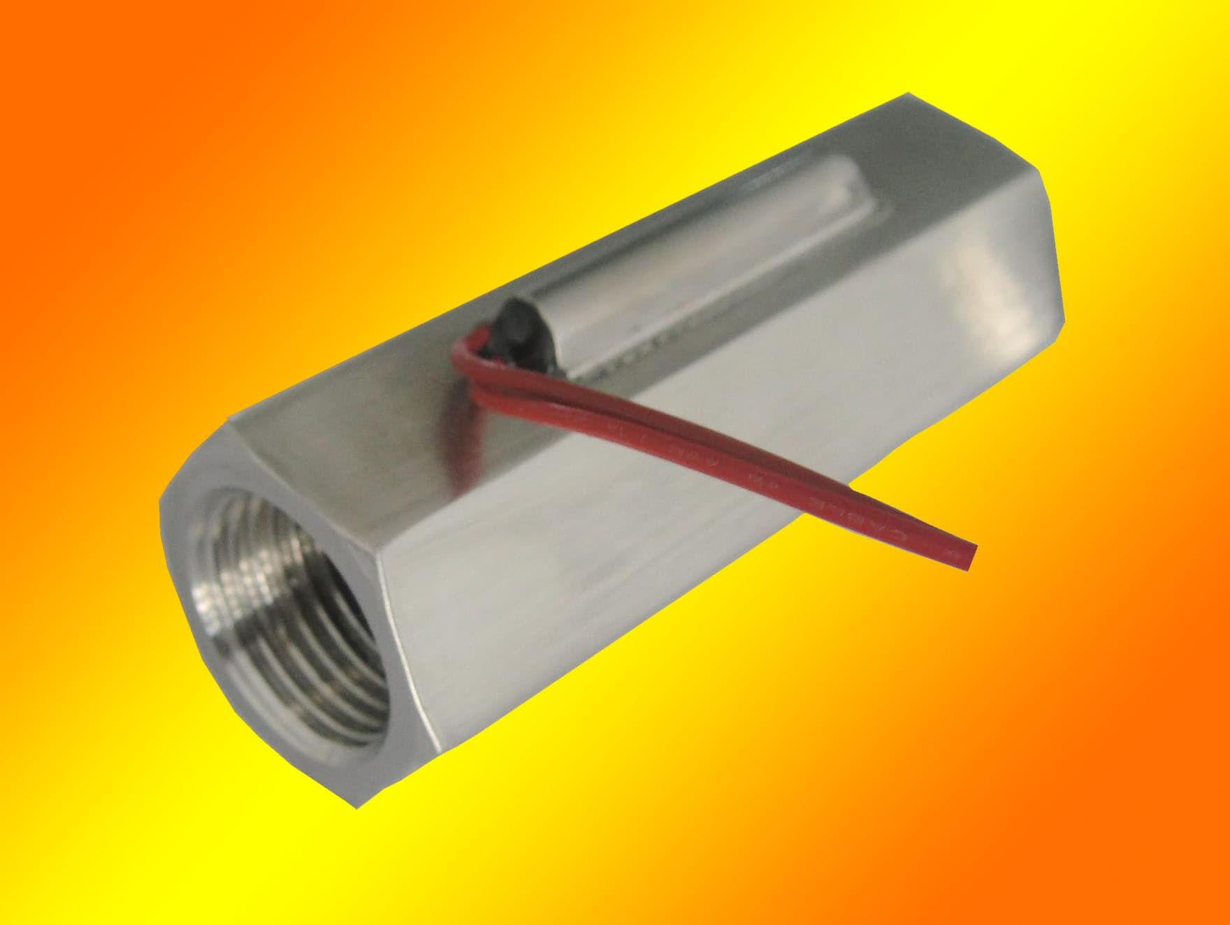 Ge small size stainless steel flow switch from a yite