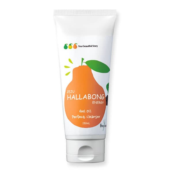 Theyeon Jeju Hallabong Energy Gel Oil Perfect <strong>Cleanser</strong>