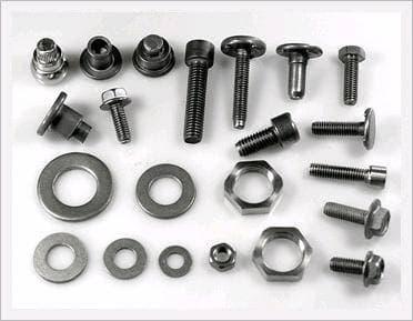 Titanium Bolts, Titanium Nuts, Titanium Washers