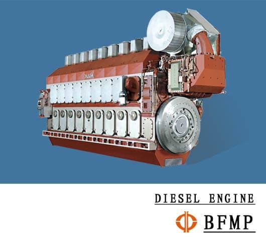 Daihatsu Diesel Engines