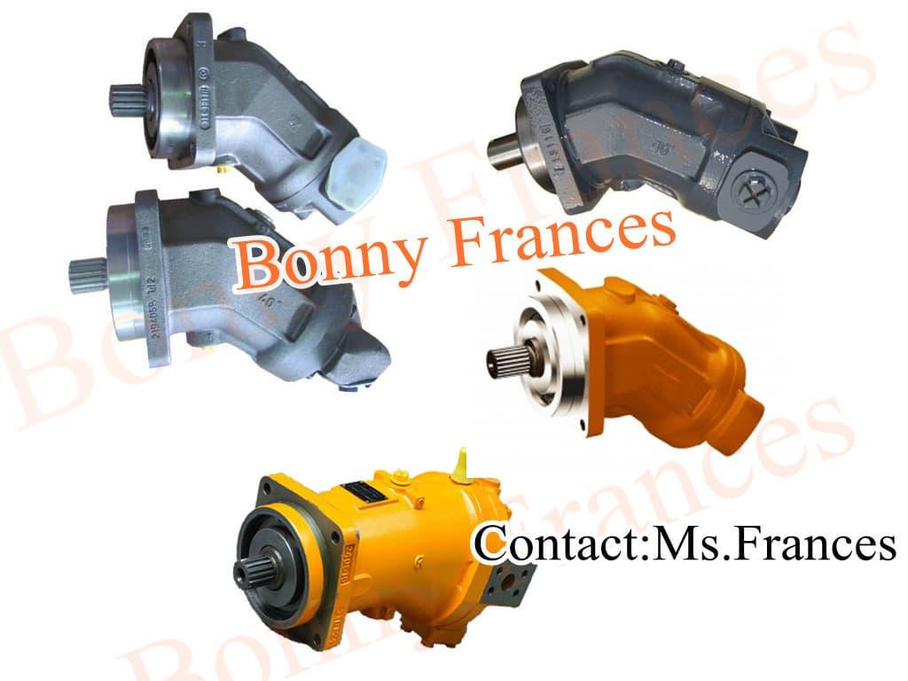 Rexroth A2fm Hyydraulic Motor From Ningbo Bonny Hydraulics