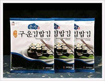 Double Toasted Sushi Laver(Seaweed)