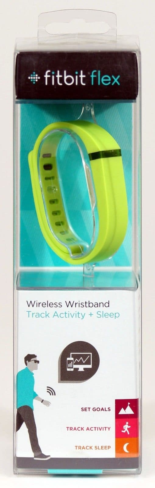 Fitbit FLEX LIME Green Pedometer - New from Prima ...