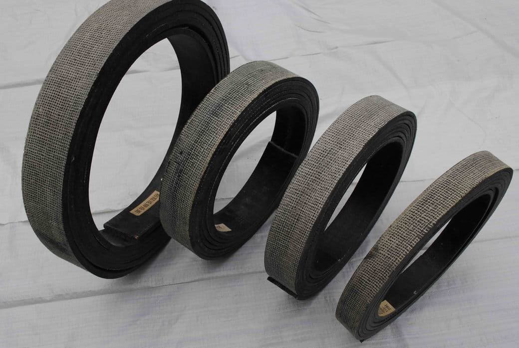 Brake Block Material : Rtx b non asbesto rubber fabric brake lining in roll from