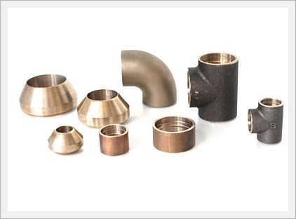 Butt Welding Fittings - EQUAL TEE Series