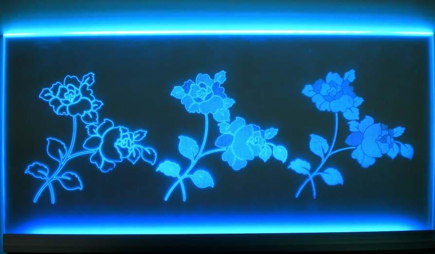 Led Illuminated Glass Tradekorea