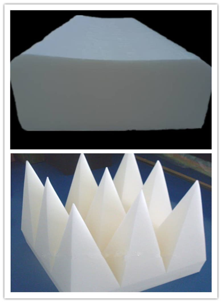 <strong>Soundproof</strong> material melamine foam,noise reudction sponge