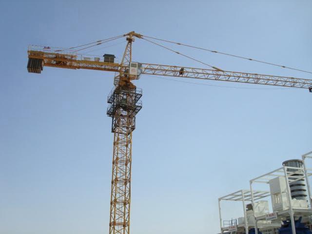 Self Erecting Tower Crane Tradekorea
