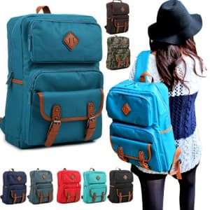 [B13458] Korea fashion unisex backpack